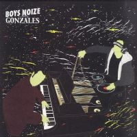 Boys Noize / Chilly Gonzales* ‎– Working Together RSD 2011